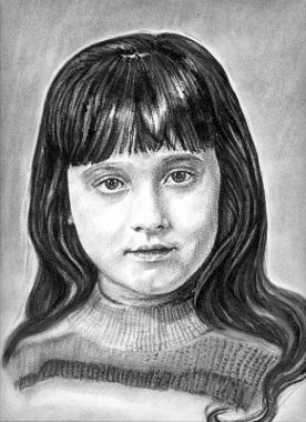 noname, . Pencil drawing by Katerina Wood
